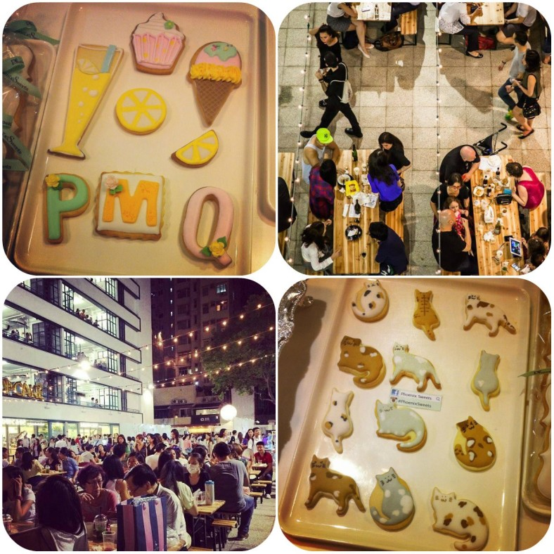 PMQ night market