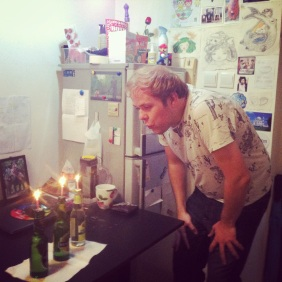 birthday cider