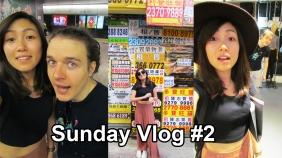 Sunday Vlog #2